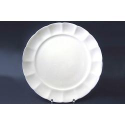 Н 1000000 Магнолия н-р тарелок 6/18 (бел.)