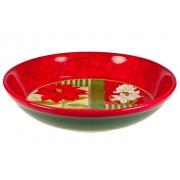 Набор тарелок суповых 23см «Пуанцеттия»