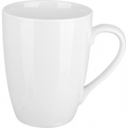 Кружка «Коллаж» фарфор; 430мл; белый