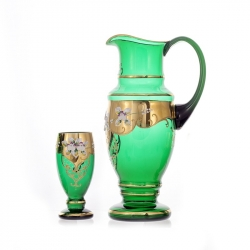 Набор для воды 7 пред «Лепка зеленая Арабский»