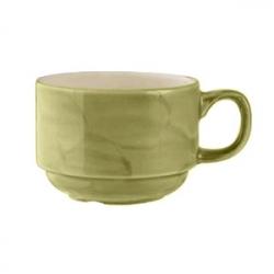 Чашка коф. «Феннель» 170мл фарфор
