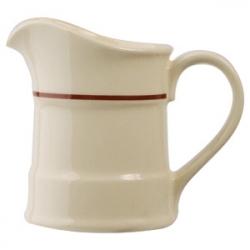 Молочник «Кларет» 140мл фарфор