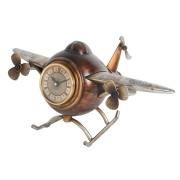 Часы настольные Самолет