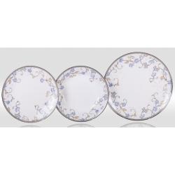Набор тарелок «Грация» на 6 персон 18 предметов