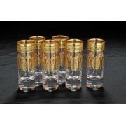 Рюмки для водки «Классика» аБокалы для виски «Ажур»