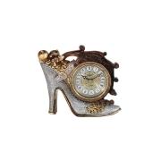 Часы настольные Туфелька