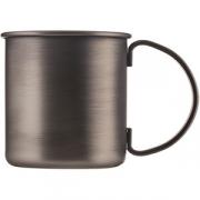 Кружка для кокт. «Московский мул», античный никель 400мл