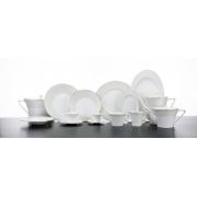 Набор 6 тарелок суповых 23см «Сияние»