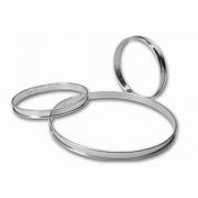Кольцо кондитерское [6шт], сталь, D=10,H=2см, металлич.