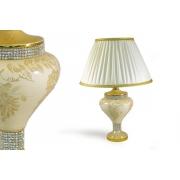 Настольная лампа «Глициния кремовая»