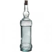 Бутылка с пробкой стекло; 750мл; прозр.