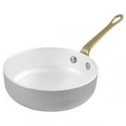 Сковорода порц.; алюмин.,антиприг.покр.; D=12,H=4см