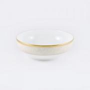 Набор 6 салатников 13см «Ноктюрн золотой»