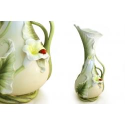 Ваза для цветов «Калла» фарфор(большая)43 см