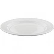 Тарелка мелкая «Атланта» D=16.5, H=1.6см; белый