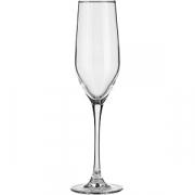Бокал-флюте «Селест» стекло; 160мл; прозр.