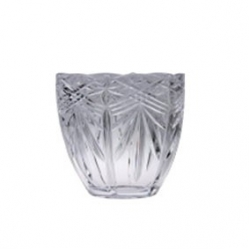 Ваза «TAURUS» 30 см; синяя упаковка; кристалайт