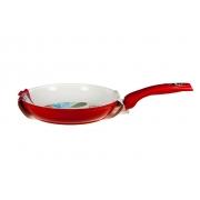 Сковорода 24см «Красная керамика» V1.89л