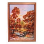 Картина «Старый мостик»