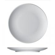 Тарелка мелкая «Опшенс», фарфор, D=32см, белый