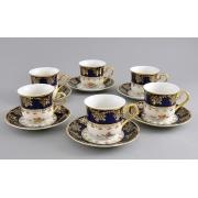 Набор для чая «Мэри Энн 0086» (чашка 200 мл. выс. +блюдце) на 6 перс. 12 пред