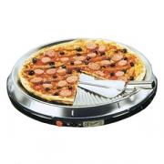 Поднос для подачи пиццы электрич.+65-75С, D=55см, 300вт