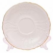 Набор блюдец 15,5см. 6шт «Бернадот белый 311011»