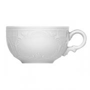 Чашка кофейная «Моцарт», фарфор, 180мл, белый