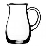 Кувшин, хр.стекло, 200мл, D=7,H=11см, прозр.