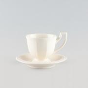 Чашка 100мл с блюдцем 12см для эспрессо «Венис»