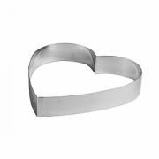 Форма для кондит.изделий «Сердце» 22 см h=4
