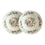 Набор из 2-х суповых тарелок Райский сад