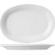 Блюдо овал «Портофино» 30см фарфор