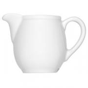 Молочник «Бонн»; фарфор; 300мл; белый