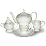 Чайный сервиз Элеганс 40 предметов на 12 персон