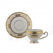 Набор для кофе 160мл на 6перс.12пред «Симфония Золотая»