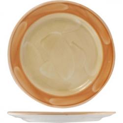 Тарелка «Паприка» 23см фарфор