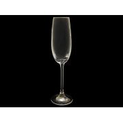 Бокал для шампанского Эсприт, Платиновая отводка