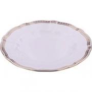 Тарелка мелкая D=21, H=2.5см