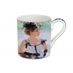 Кружка Утреннее чаепитие, в подарочной упаковке