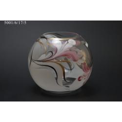 Ваза 17,5см декор «Орхидея»