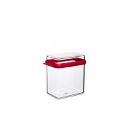 Контейнер для хранения продуктов «Стора» (Stora) Rosti Mepal 1,1 л. 15,1 x 9,6 x 15,3см (1,1л.) (красный)