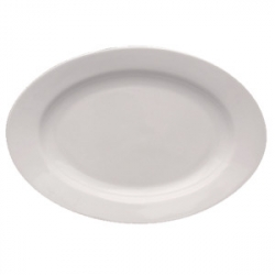 Блюдо овал «Кашуб-хел» L=30см фарфор