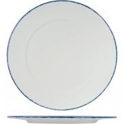 Тарелка для презентаций «Блю дэппл»