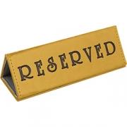 Подставка «Резерв» H=4.5, L=16.5/5, B=5см; золотой