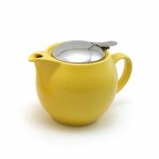 Чайник с ситечком 450мл цвет: Желтый