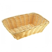 Корзина для хлеба 30*22см полиротанг