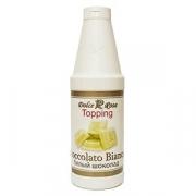 Топпинг для морож. «Белый шоколад» 1кг, пластик, D=8,H=26см