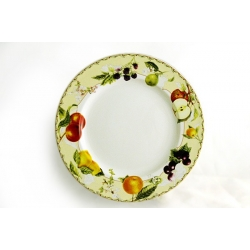Тарелка «Фруктовое ассорти»  23 см