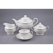 Чайный сервиз на 6 персон 17 предметов